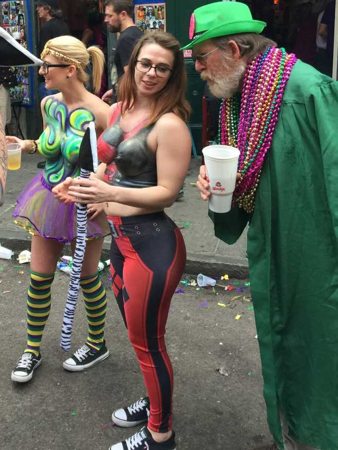 Mardi Gras Bring A Costume Or Not Cindy And Art S Travels